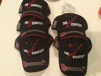VINTAGE  DALE EARNHARDT JR Earnhardt Concert HAT CAP NWT CHASE RARE NASCAR