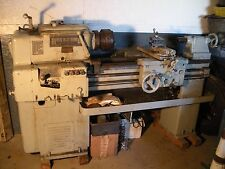 "Rockford Economy Lathe 30""Length 8"" Swing Machinist Lathe Metal Cutting Turning"