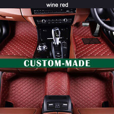 Car Floor Mat for BMW 3 Series E93 Convertible 2007-2013 All Weather Carpets