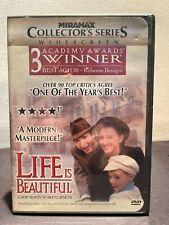 Life Is Beautiful (Dvd, 1999) - Used