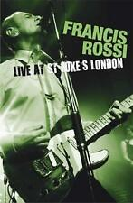FRANCIS ROSSI: LIVE AT ST. LUKE'S LONDON (DVD)