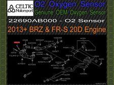 Genuine Subaru OEM Oxygen O2 Sensor 2013+ BRZ 20D NEW NR