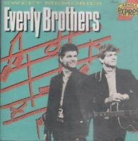 Everly Brothers Sweet memories (compilation, 16 tracks, 1972/73/90, BMG/AE) [CD]