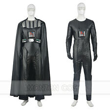 Star Wars Darth Vader Anakin Cosplay Costume For Adult Men Full Set Halloween