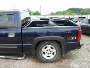 Alternator Classic Style Creased Door Skin Fits 05-07 SIERRA 1500 PICKUP 239709