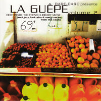 Various – La Guêpe Volume 2 Electronic Jazz Soul Rock Funk Vinyl Rare Record