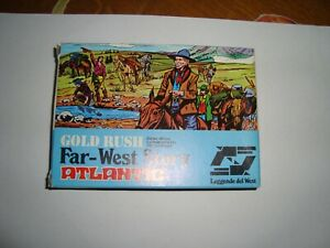 SOLDAT Atlantic far west  story gold rush 1/72 no airfix