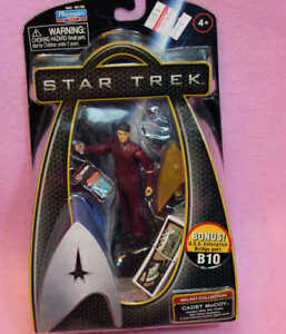 "STAR TREK Galaxy COLLECTION DOLL  2009  Cadet McCoy  NIP  3.5""  Bridge part B10"