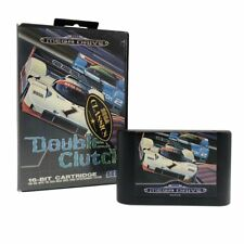 Double Clutch Boxed Sega Mega Drive Game USED