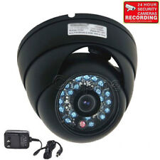 """1/3"""" CCD Security Camera Outdoor IR Day Night Vision Wide Angle Surveillance mc8"""