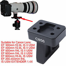 Lens Support Collar Tripod Mount Ring Stand for Canon EF 500mm f/4L IS II USM