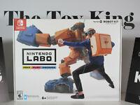 Nintendo Labo Toy-Con 02 Robot Kit HACRADFVA for Nintendo Switch