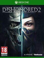 Dishonored 2 Limited Edition Jeu Xbox One Bethesda