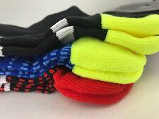 Men's ADIDAS Socks - Colorful Leo MESSI Crew Socks, 3 Pack, $36 MSRP ⛳️🎒