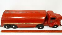 1950's - MINNITOY  - Esso Tanker - Nice Solid Original  - Very Good Condition