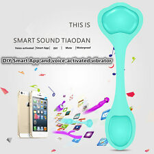 Female App Bluetooth Vibrator Music Sound Vibrate, Video Massage Stick In Panty