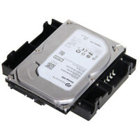 5.25 Optical Drive Position to 3.5 to 2.5 inch SSD 8CM Fan Hard Drive Holder  CR