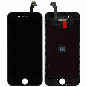 """Black Screen For iPhone 6 4.7"""" LCD Touch Display Digitizer Replacement Assembly"""