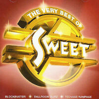 THE SWEET The Very Best Of Sweet CD BRAND NEW Greatest Hits