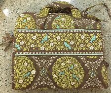 Vera Bradley Sittin In A Tree Large Hanging Organizer Cosmetic Travel Luggage