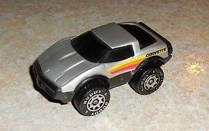 BUDDY-L Corvette Gris 1984 Chevy