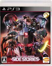 [Japan Import & Language] PS3 Mobile Suit Gundam Side Stories