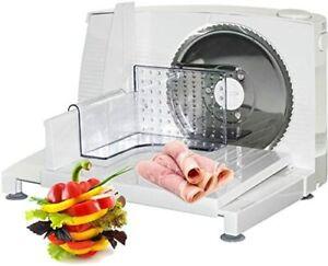 OK OMS 103 Allesschneider Elektro Gemüse, Brot, Käse Schneider 150 W klappbar