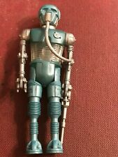 Vintage Star Wars 2-1b Droid 1980 Hong Kong Metallic Figure Variant complete
