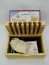 L. L. BEAN - MARITIME CHALLENGE GAME - AGES 6 AND UP - GREAT SUMMER FUN!!