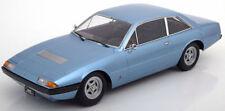 KK SCALE MODELS 1972 Ferrari 365 GT4 2+2 Blue LE 1000 pcs 1:18*New!