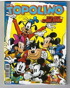 TOPOLINO LIBRETTO 3284 *AUTOGRAFATO SIGNED CASTY * SPECIALE 90 ANNI TOPOLINO