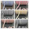 "DIY 5/10/20yards 3/8""10mm Velvet stripe Ribbon Headband Clips Bow Craft supplies"
