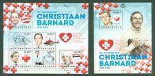 Mosambik Mozambique 2012 - Christiaan Barnard - Rotes Kreuz - Red Cross rouge **