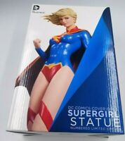 DC Collectibles DC Comics Cover Girls 'Supergirl' Cold-Cast Porcelain Statue