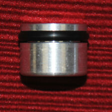 YAMAHA  SR400, SR500, TT500, XT500 Aluminum Tachometer Dummy Plug 01-071