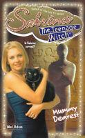 Mummy Dearest (Sabrina, the Teenage Witch), Odom, Mel, Very Good Book