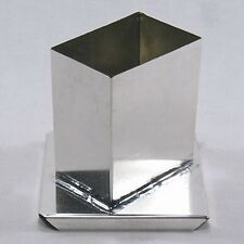 Rectangle Candle Mold (3 inches x 2 inches x 3-1/2 inches Tall)