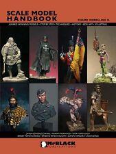 Mr. Black Publications MMH-FM16 Scale Model Handbook-Figure Modeling 16