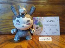 Spiritus Dea Spirit of the Goddess KidRobot Vinyl Mini Series Diana 2/20