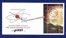 Ersttagsbrief-Briefmarken aus der Karibik