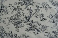 CENTRAL PARK TOILE / P. KAUFMANN / $6.25 per 1/2 Yard / 4 Yards Available.