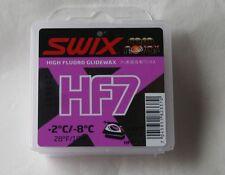 SWIX Skiwachs HF07X  Neu  40 Gramm