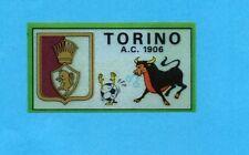 FIGURINA PANINI 1970/71 - TORINO - SCUDETTO/BADGE -recuperato PERFETTO !