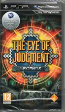 EYE OF JUDGEMENT: LEGENDS GAME PSP ~ NEW / SEALED