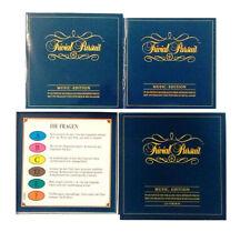 Trivial Pursuit Music Edition • CD - Version • 1991 CD