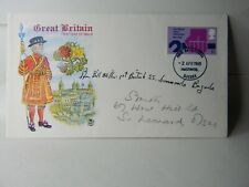 More details for ww2 d day sgned cover bill millin lord lovat's personal piper