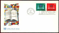United Nations NY 1969 Int. Law Commission FDC First Day Cover #C35961