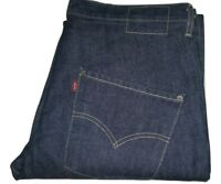 Mens LEVI'S ENGINEERED TWISTED Dark Blue Denim Jeans W32 L34 Loose Fit