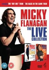 Micky Flanagan - The Live Collection (DVD, 2013, 2-Disc Set, Box Set)