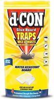 d-CON Glue Board Traps for Mice - Insects, 4 Traps